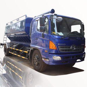xe bồn chở cám Hino FG8JPSB