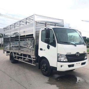 Xe Chở Heo Hino XZU730L - 4 Tấn